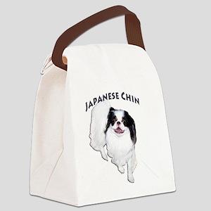 Dragon-BlackLet Canvas Lunch Bag