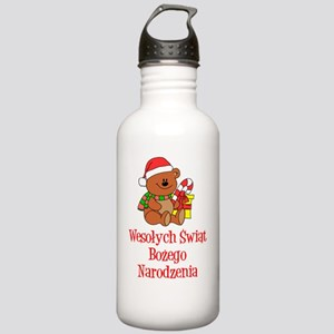 Polish Chrismas Baby S Stainless Water Bottle 1.0L