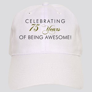 89016f4dc5d Celebrating 75 Years Awesome Cap