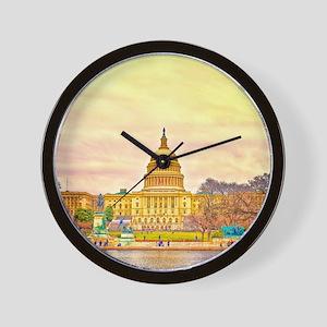 poster small Wall Clock
