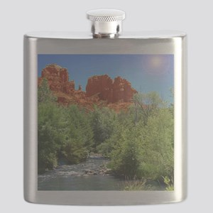 Cathedral Rock Flask