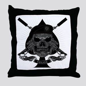 I_WAS_NEVER_HERE_pkt Throw Pillow