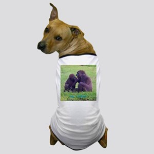 gorilla doctor Dog T-Shirt