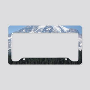 mountain2 License Plate Holder