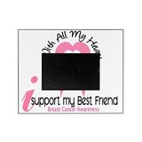 Breast cancer friend Picture Frames