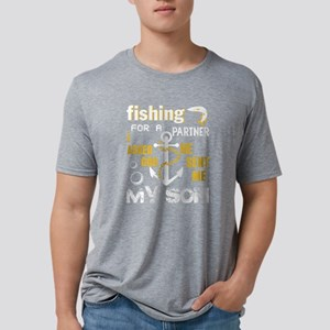 Fishing With My Son T Shirt T-Shirt