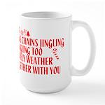 Christmas Humor Large Mug
