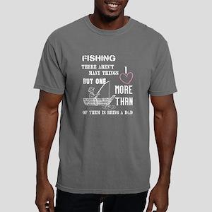 Being A Fishing Dad T Shirt T-Shirt