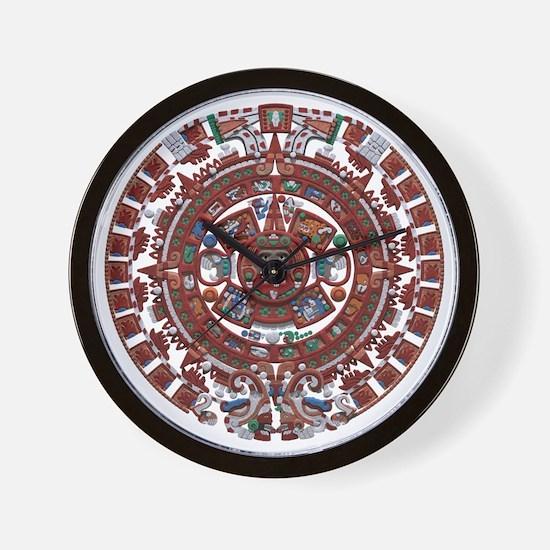 Mayan Calender Wall Clock