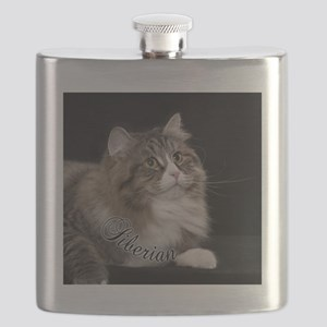 Ornament Round Flask