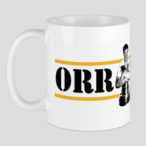 orr thority 4 copy Mug