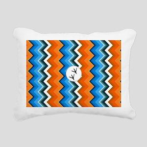 bluebird laptop skin Rectangular Canvas Pillow