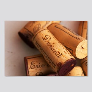 Corks stampled with Eric  Postcards (Package of 8)