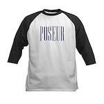 Poseur Kids Baseball Jersey