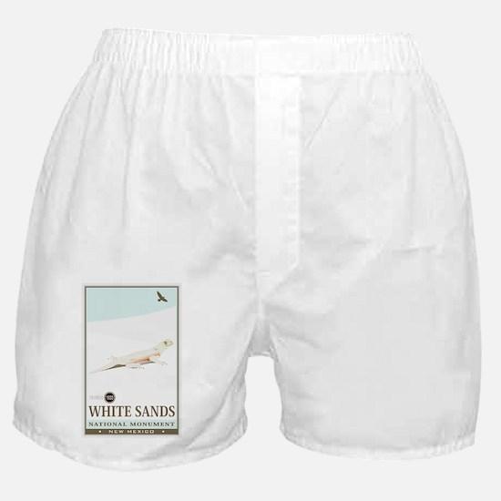 p_white_sands4 Boxer Shorts