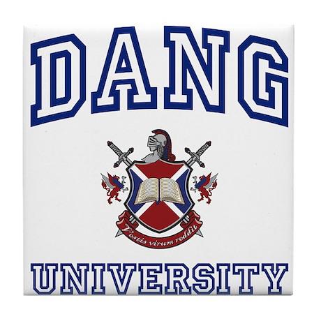 DANG University Tile Coaster