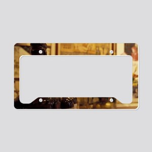 Europe, France, French Calvad License Plate Holder