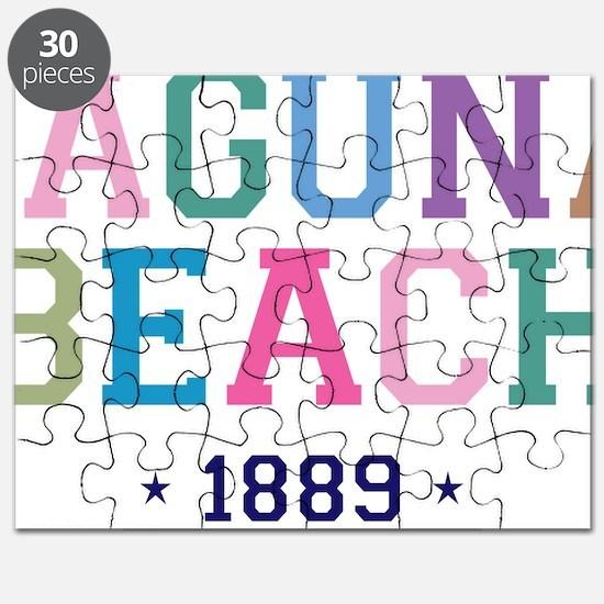 Laguna Beach 1889 B Puzzle