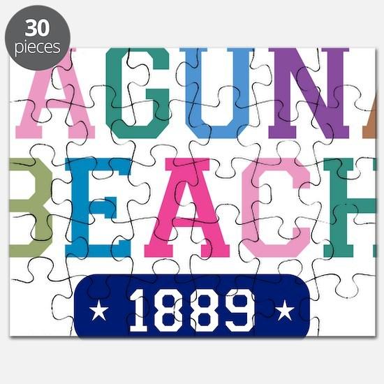 Laguna Beach 1889 W Puzzle