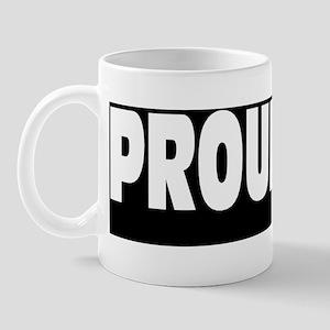 proud 99% bumper sticker Mug