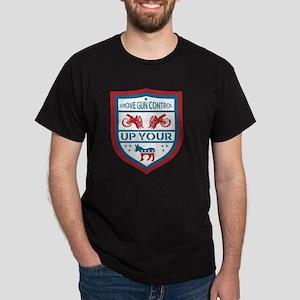 Shove Gun Control Up Your T-Shirt