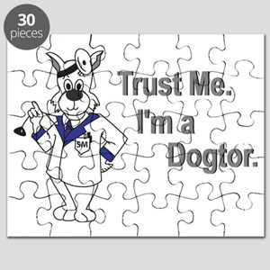 Trust Me. Im a Dogtor. Puzzle