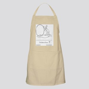 The Holder of Hoops Apron