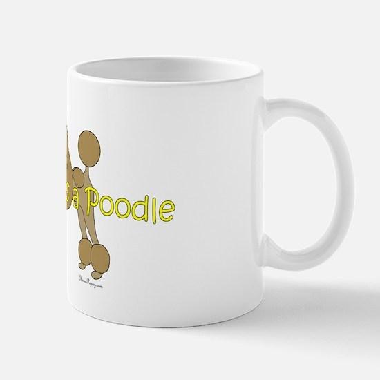 PoodleApricotSister Mug