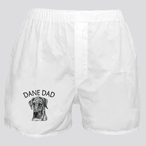 Great Dane Dad Merle UC Boxer Shorts