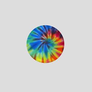 Blue Spiral iPad Mini Button