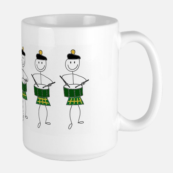 bandcolour Large Mug
