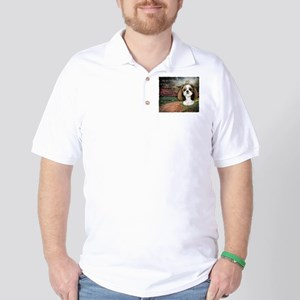 godmadedogs2 Golf Shirt