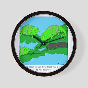 Adopted Wall Clock