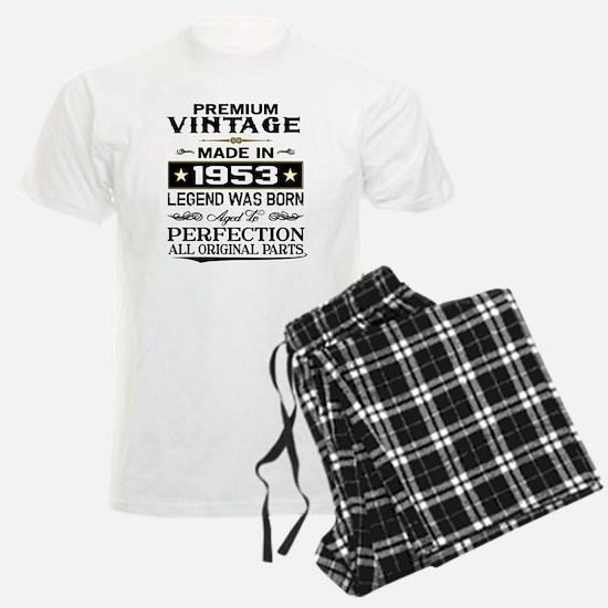 PREMIUM VINTAGE 1953 Pajamas