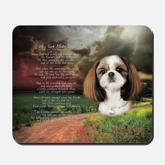 godmadedogs(button) Mousepad