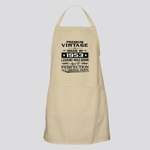 PREMIUM VINTAGE 1953 Light Apron