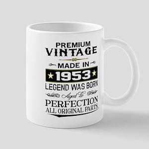 PREMIUM VINTAGE 1953 Mugs