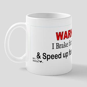 I Speed Up for Stink Bugs ! Mug