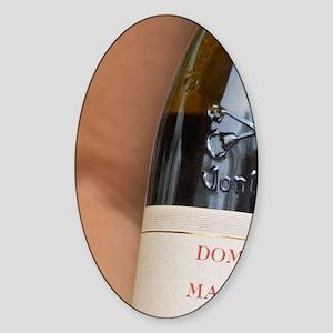 Domaine de Marcoux 2002. The restau Sticker (Oval)