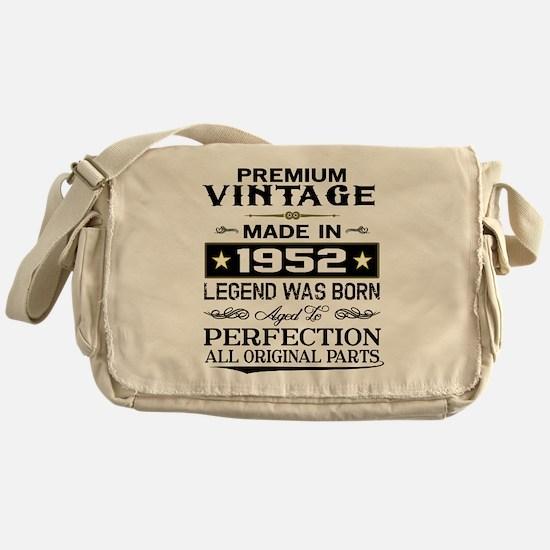 PREMIUM VINTAGE 1952 Messenger Bag