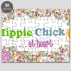 lg-hippie-chick Puzzle