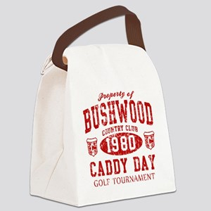 Caddyshack Bushwood Caddy Day t s Canvas Lunch Bag