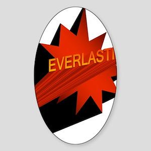 Everlasting Sticker (Oval)