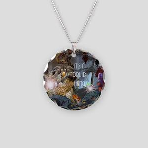 Druid-full---CNC1 Necklace Circle Charm