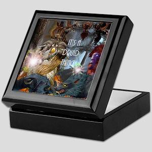 Druid-full---CNC1 Keepsake Box