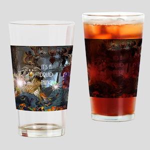 Druid-full---CNC1 Drinking Glass