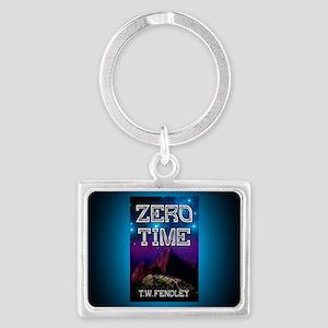Zero Time rect mag Landscape Keychain