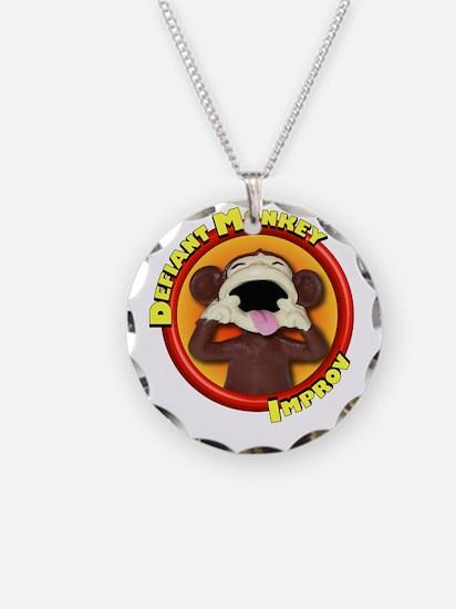 Defiant Monkey DARK Necklace