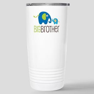 Elephants2BigBrotherV2 Stainless Steel Travel Mug