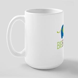 Elephants2BigBrotherV2 Large Mug